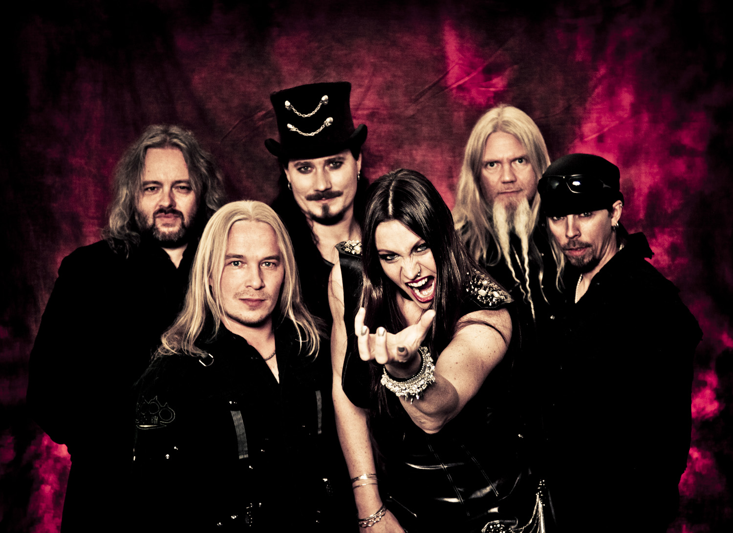 "Nightwish Live DVD ""Showtime, Storytime"" Available in 3 Weeks"