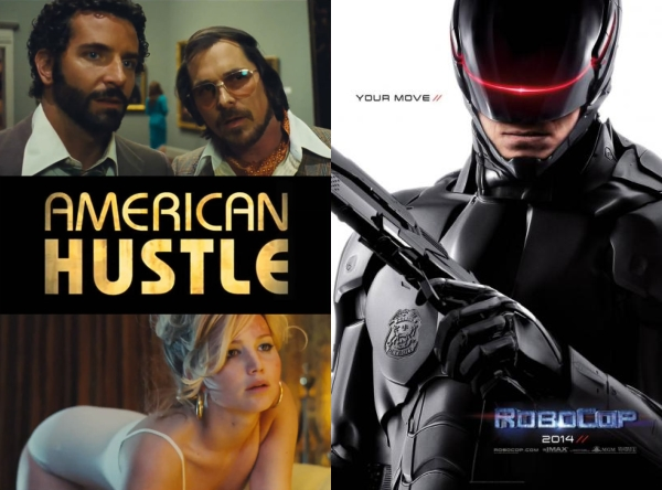 'RoboCop', 'American Hustle' and More Get New Release Dates