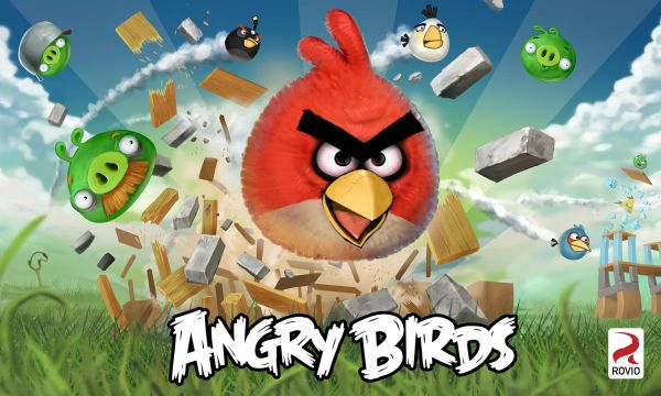 'Angry Birds' Movie Set for 2016 Release