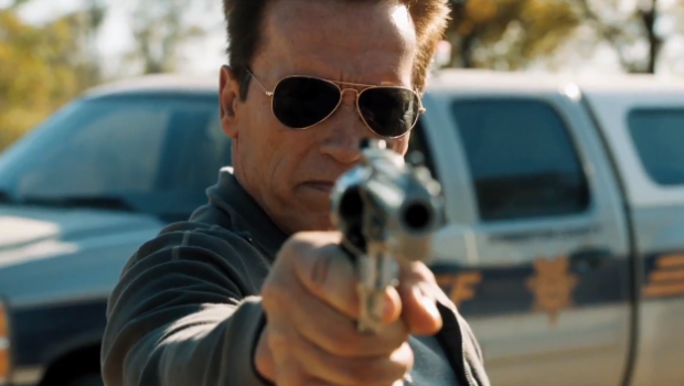 Watch Arnold Schwarzenegger Hilariously Recreate All His Movies In 6 Minutes