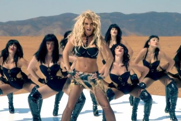 Music Video: Britney Spears' 'Work B**ch' Banned in the U.K.