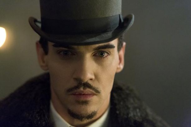 Jonathan Rhys-Meyers as Dracula