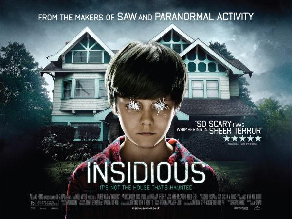 Horror Sequel 'Insidious 3' Confirmed