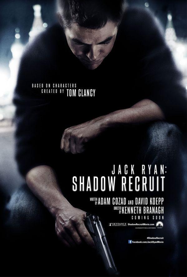 First Trailer: 'Jack Ryan: Shadow Recruit'