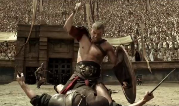 Teaser Trailer for 'Hercules: The Legend Begins' Fighting in the Arena