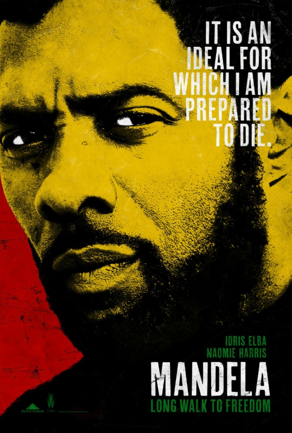 Emotional Trailer Released for 'Mandela: Long Walk to Freedom'