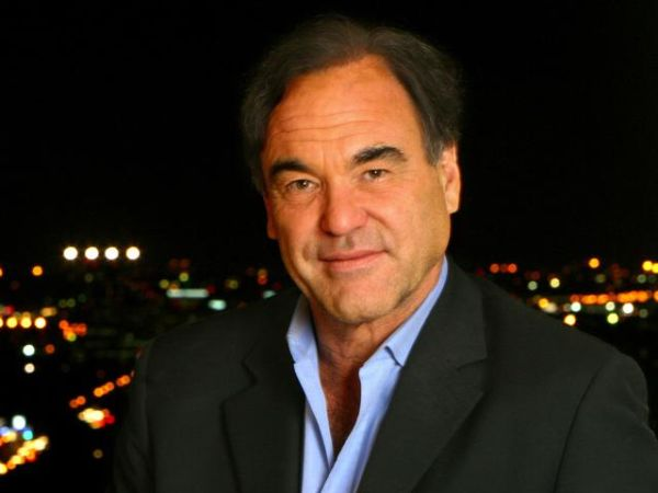 Multi Academy award winning director, screenwriter, producer Oliver Stone