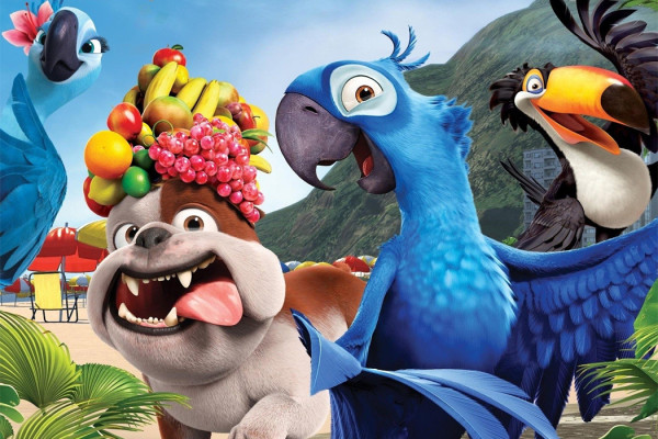 First Full Trailer for 'Rio 2' Has Arrived