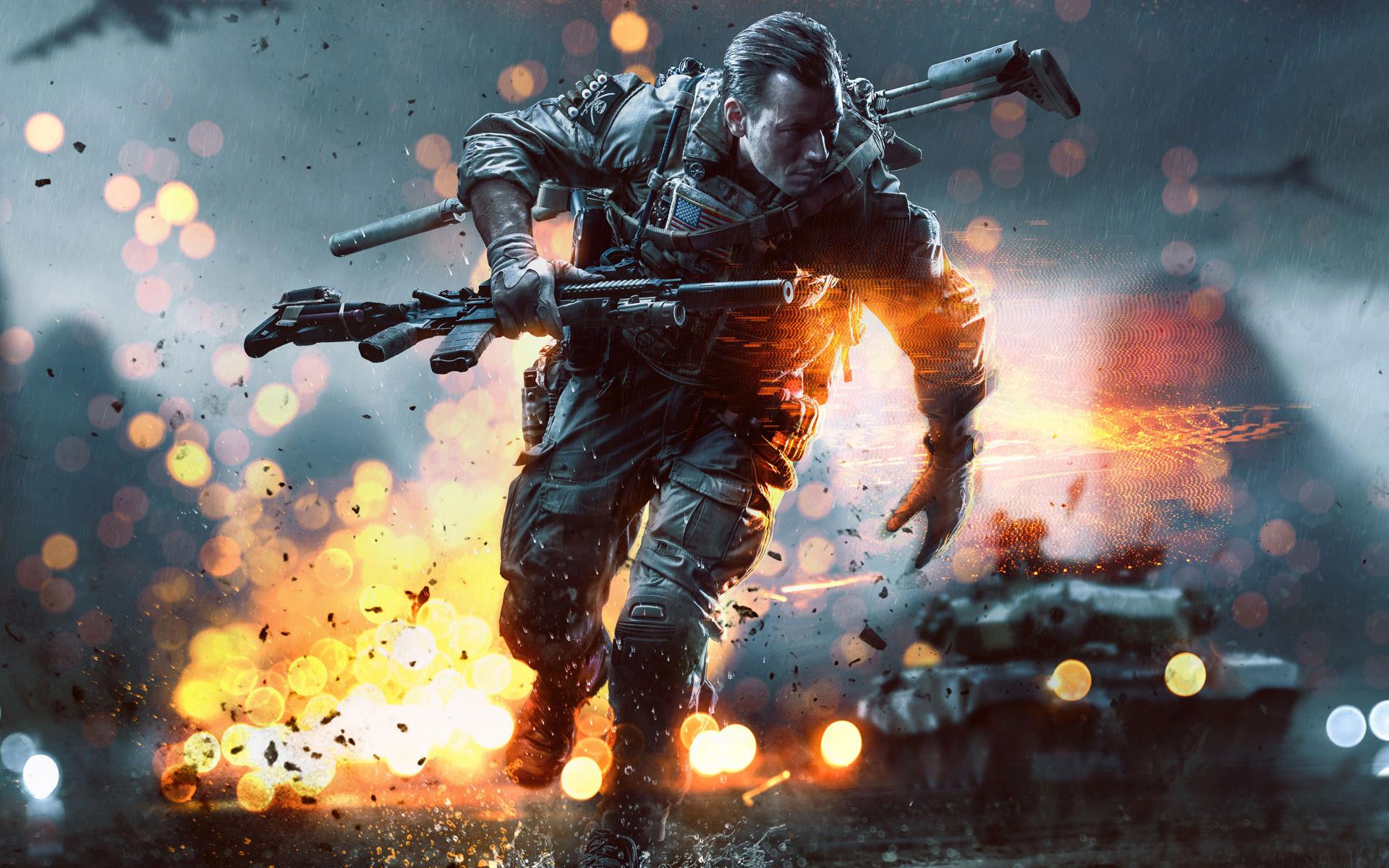 Hilarious Battlefield 3 Player Video