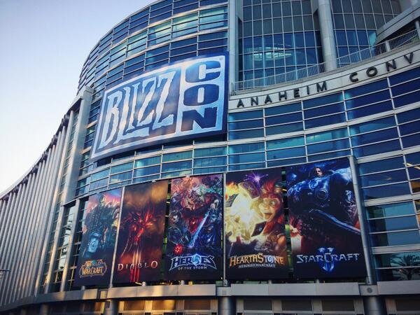 BlizzCon 2013 Day 1 Recap: Heroes of the Storm, WoW Expansion, Diablo 3 Adventure mode and more