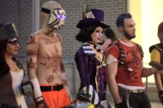 Exceptional 2013 Animazement Convention Cosplay Video