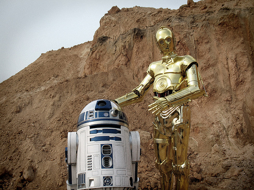 R2d2 And C3po In Movie 10 Most Popular Movie ...