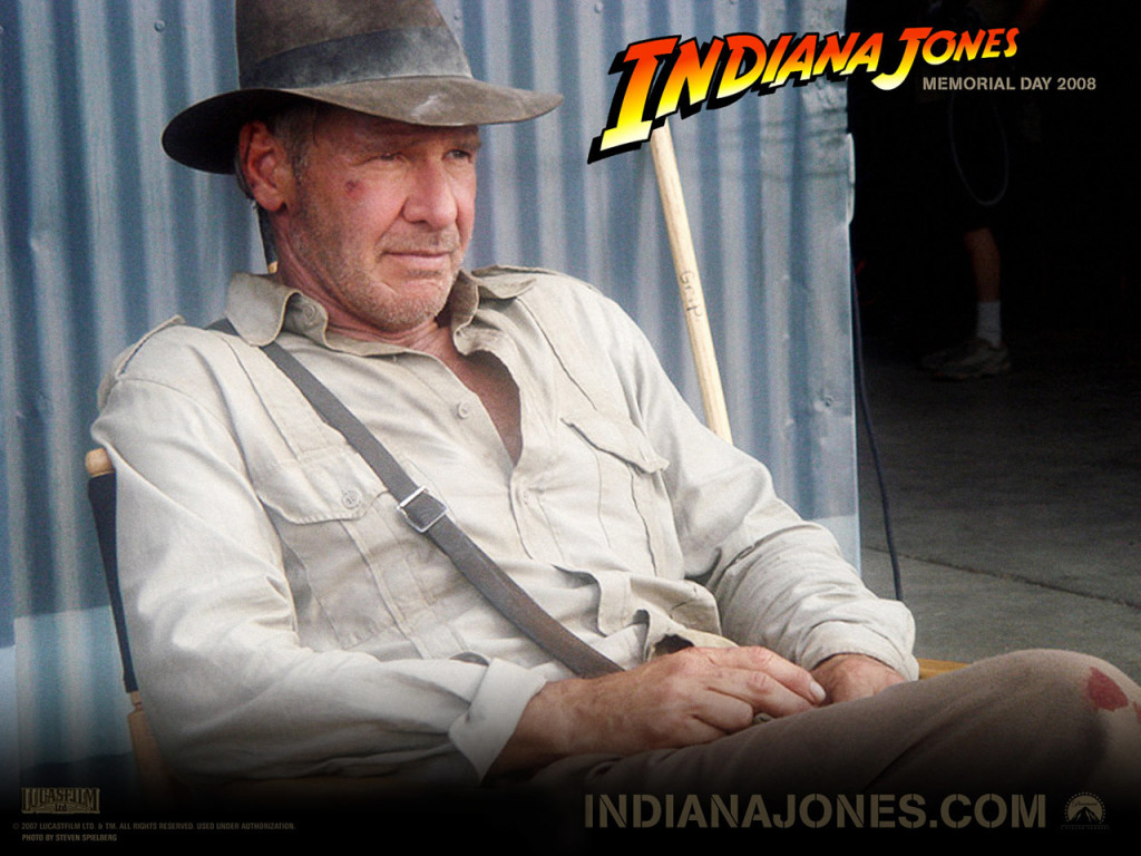 Indy will don the Fedora and Whip again in Indiana Jones 5