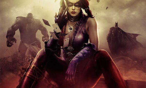 Dr. Harleen Frances Quinzel, M.D.aka Harley Quinn