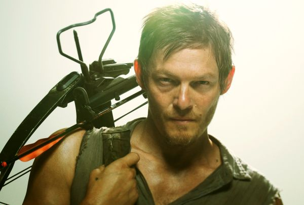 'The Walking Dead' Star Norman Reedus to Join Cast of 'The Crow' Remake?