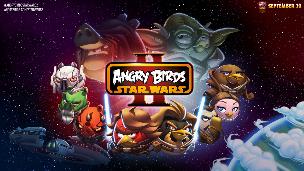 Angry Birds Star Wars Now Free in the App Store!