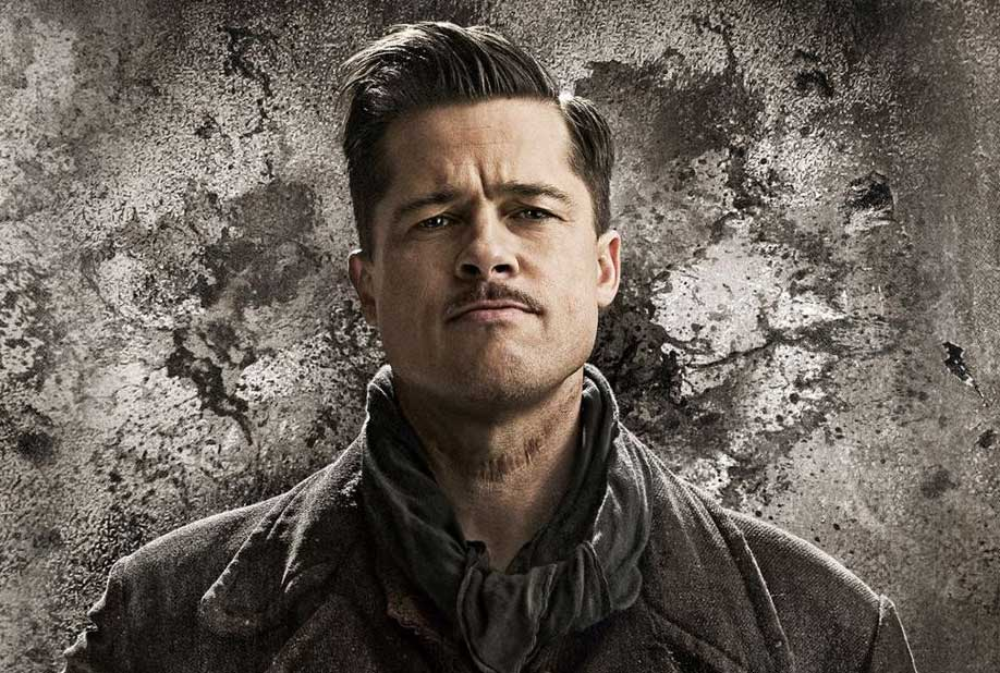 Movies Brad Pitt Will Star In Next GeekShizzle - New official trailer fury starring brad pitt