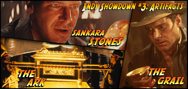 Indiana Jones Showdown 3