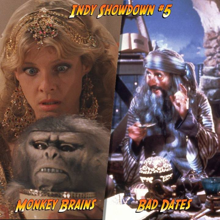 Indiana Jones Showdown 5