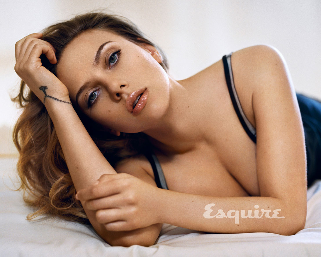 Esquire Sexiest Woman of 2013 – Scarlett Johannson