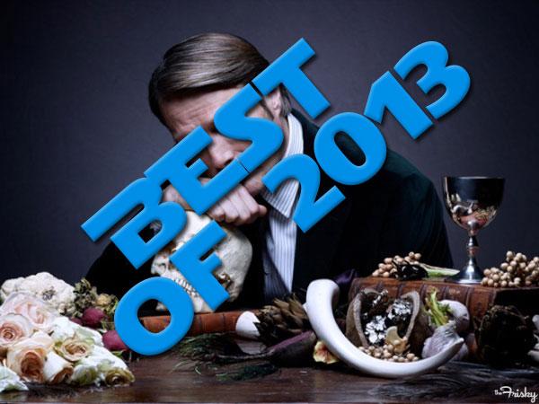 Geekshizzle's Top 8 TV Series of 2013