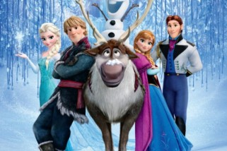 'Frozen' Tops 'Catching Fire' at the Box Office