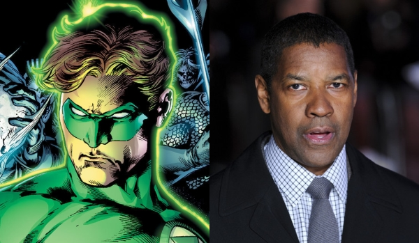 Will Denzel Washington take on the role as the Green Lantern?