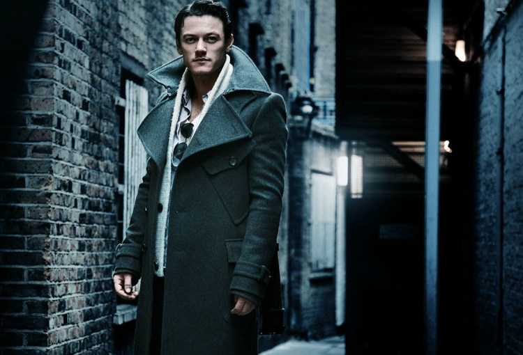 Luke Evans comments on The Crow
