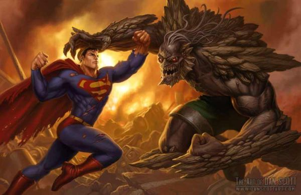 Will Doomsday Villainize 'Batman v Superman: Dawn of Justice'?