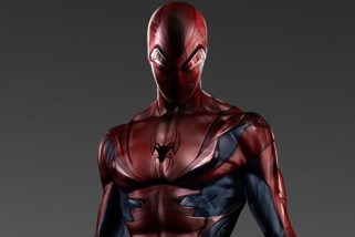 "Unused ""Amazing Spider-Man"" Costume Concept Art"