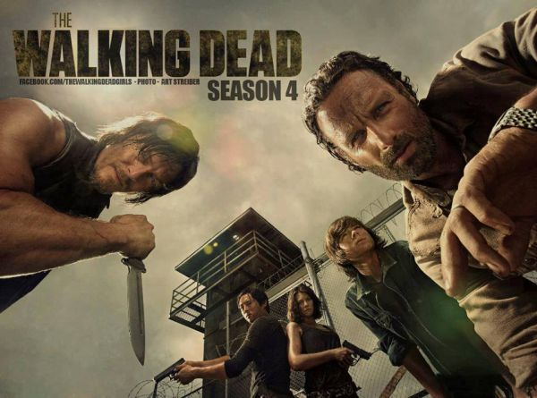 'The Walking Dead' Season 4 will continue in February 2014
