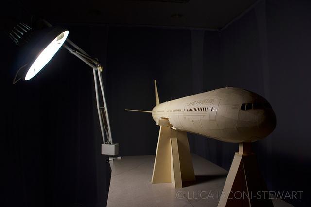 Boeing 777 Paper Plane 6