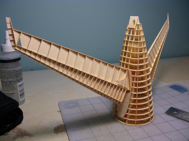 Boeing 777 Paper Plane 7
