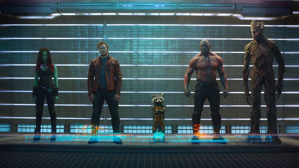 First Official Photo Released – Who Are The Guardians Of The Galaxy?
