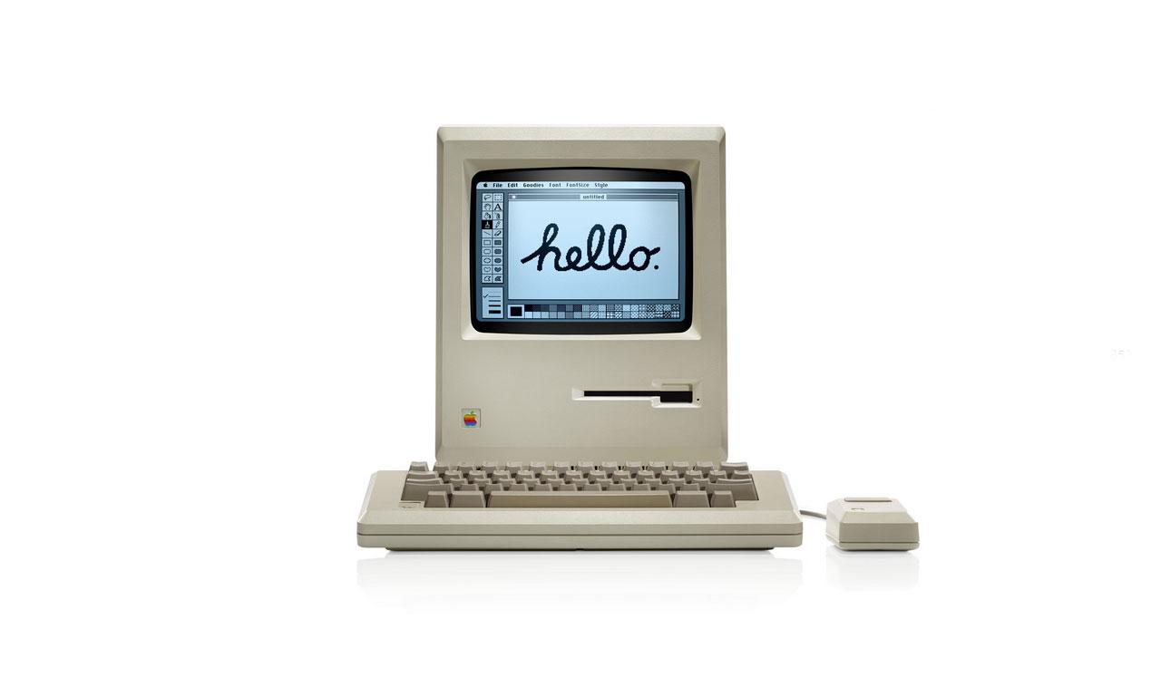 Mac Wallpaper 1985