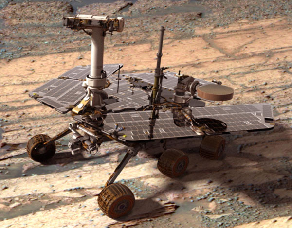 mars rover discovers - photo #23