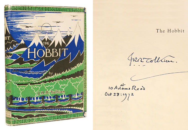 Although this copy was only signed in 2972, it still has massive value
