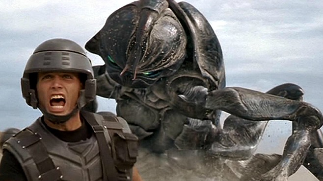 Starship Troopers Reboot Moving Forward