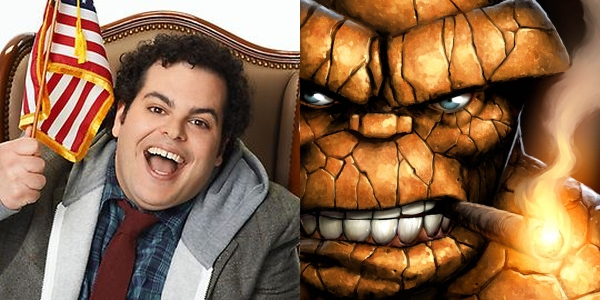 Will Josh Gad Play The Thing in 'Fantastic Four' Reboot?