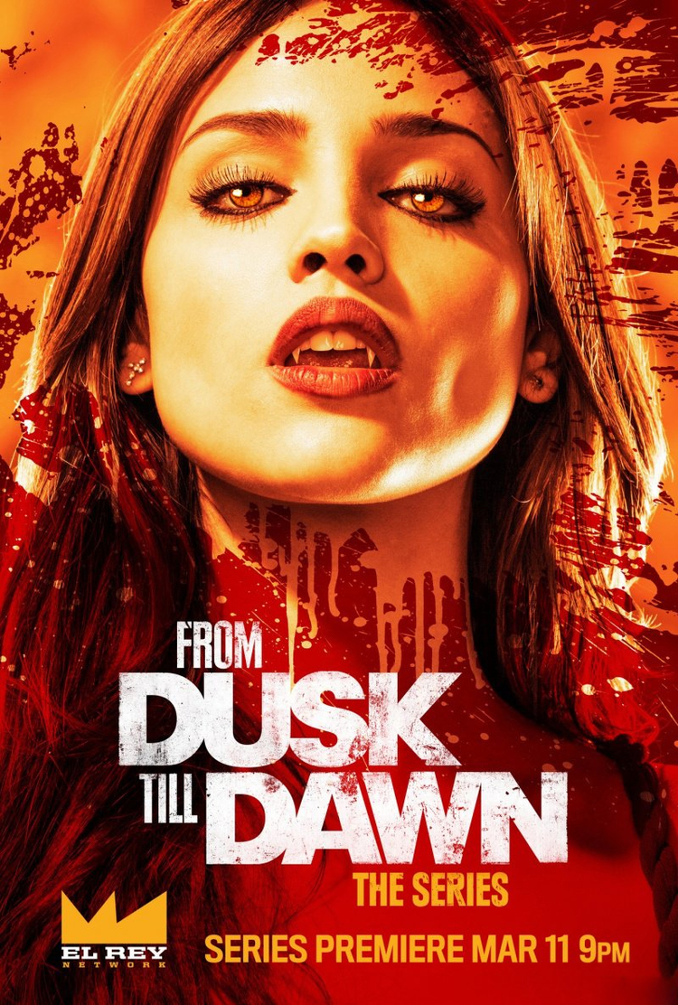 First Trailer for the New From Dusk Till Dawn Series Released