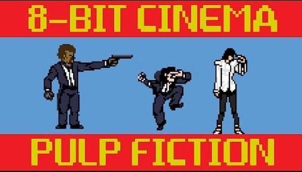Still Pulp Fiction, just better!