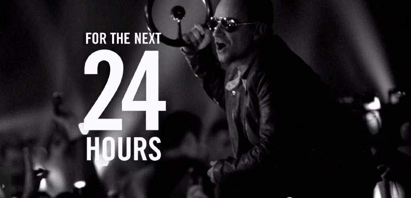 Download The New U2 Single 'Invisible' for Free