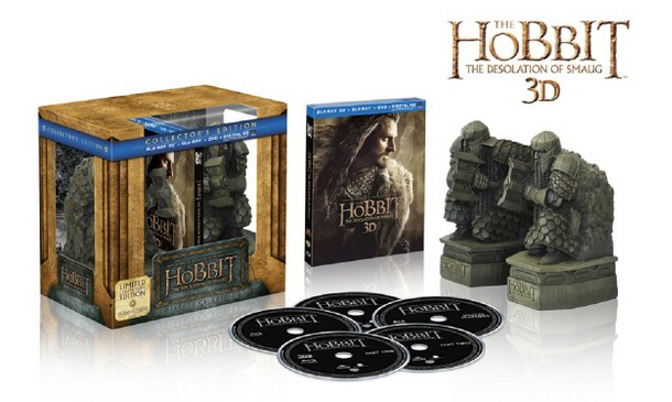 Must Have – The Hobbit: The Desolation of Smaug Collector's Limited Edition Gift Set