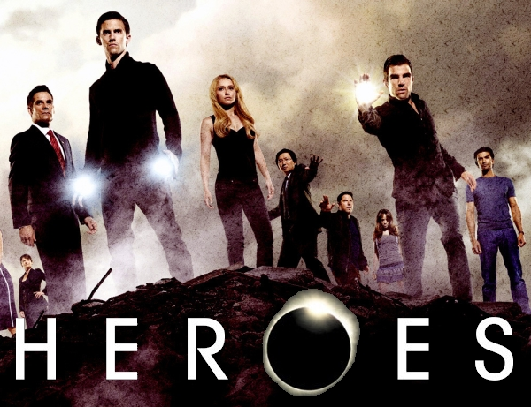 NBC's 'Heroes' Miniseries on the Way as 'Heroes Reborn'