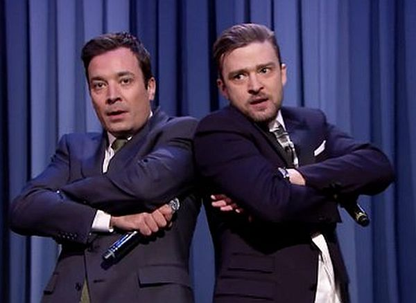 Video: Jimmy Fallon and Justin Timberlake Take on 'History of Rap Part 5'