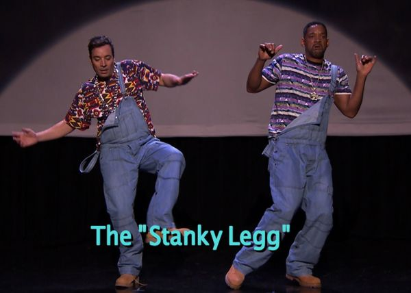"Video: Jimmy Fallon and Will Smith take on 24 Dance Moves in ""The Evolution Of Hip-Hop Dancing"""