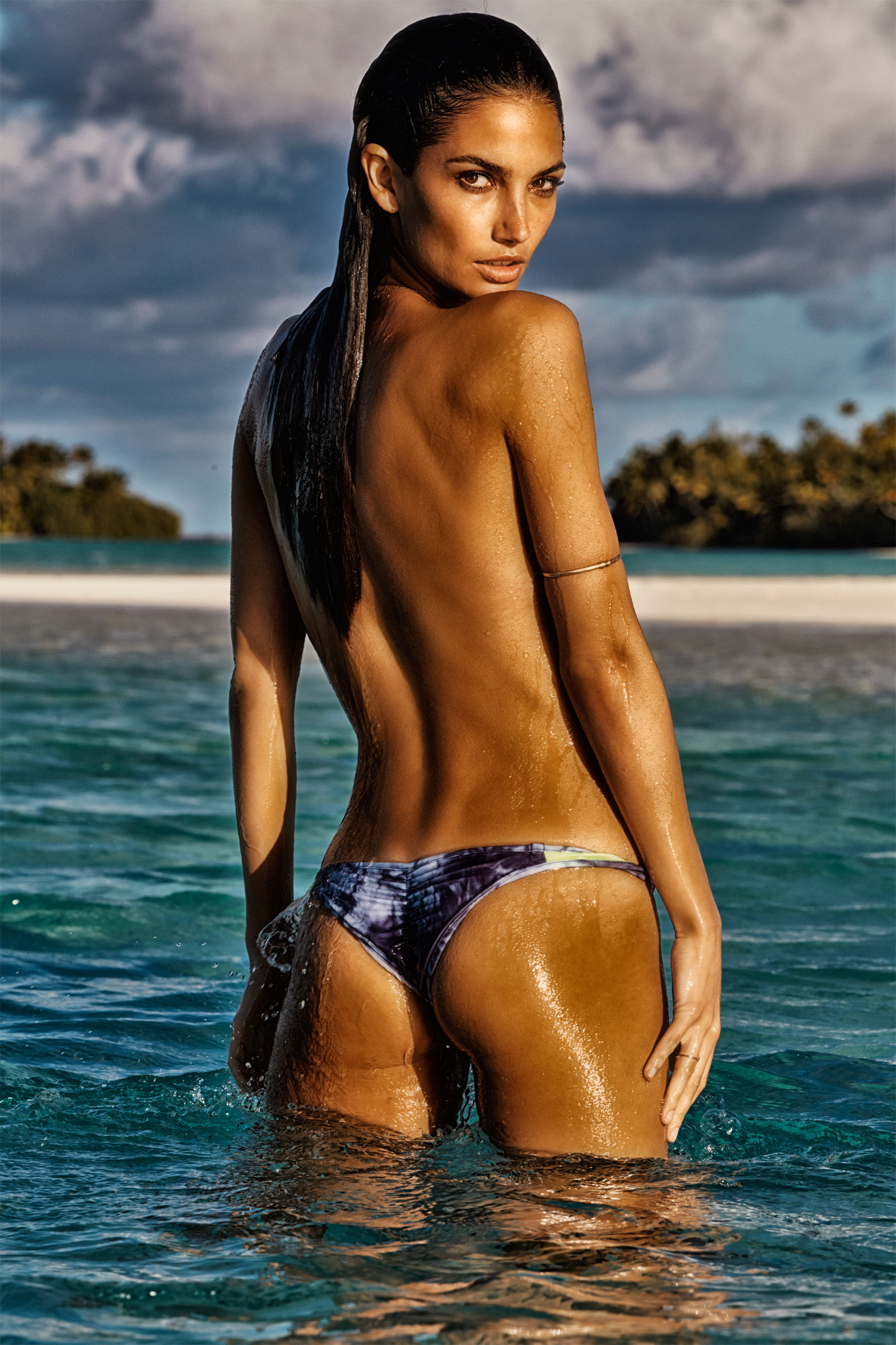 SI Swimsuit Rookie Models 2014 High-Def Gallery