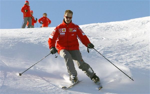 Michael Schumacher Still Being Woken From Coma After Ski Sccident