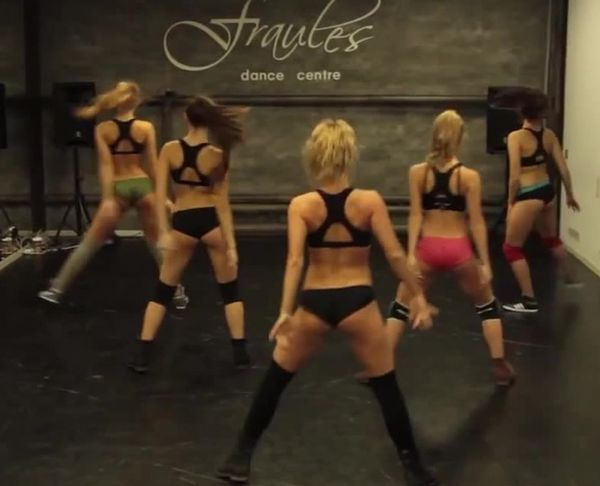 Sexy Unison Twerking Dance Routine Rakes in 3.6 Million YouTube Hits