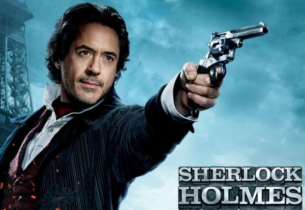 Sherlock Holmes - Robert Downey Jr.